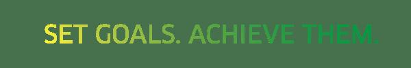 set-goals-acheive-them-gradient-text
